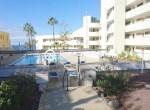 For Sale One Bedroom Apartment Swimming Pool Ocean View Terrace Beach Playa de Arena Tennis Courts Arenas Negras Puerto de Santiago2