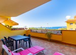 For Sale Two Bedroom Apartment Terrace Swimming Pool Ocean View Parking Puerto de Santiago1
