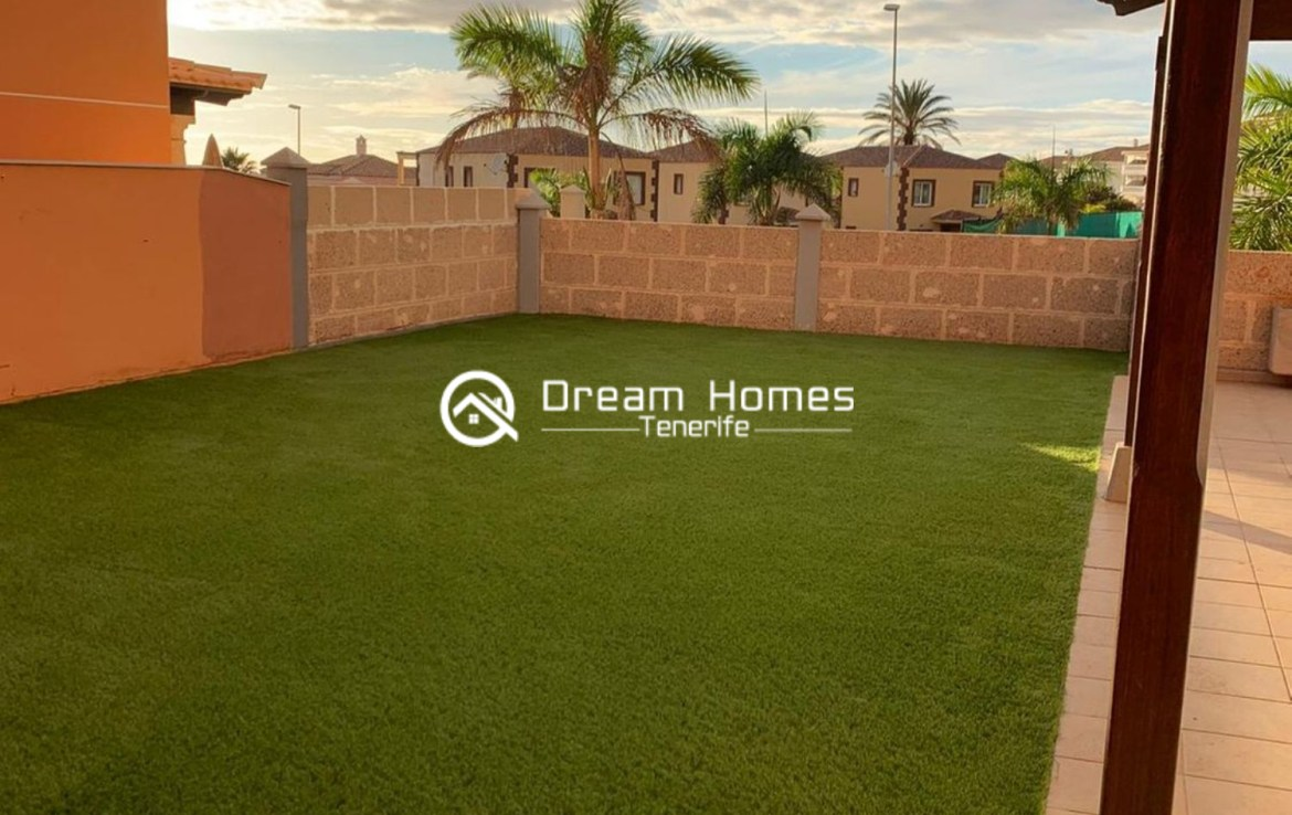 Lovely Family Home in Costa Adeje Green Area Real Estate Dream Homes Tenerife