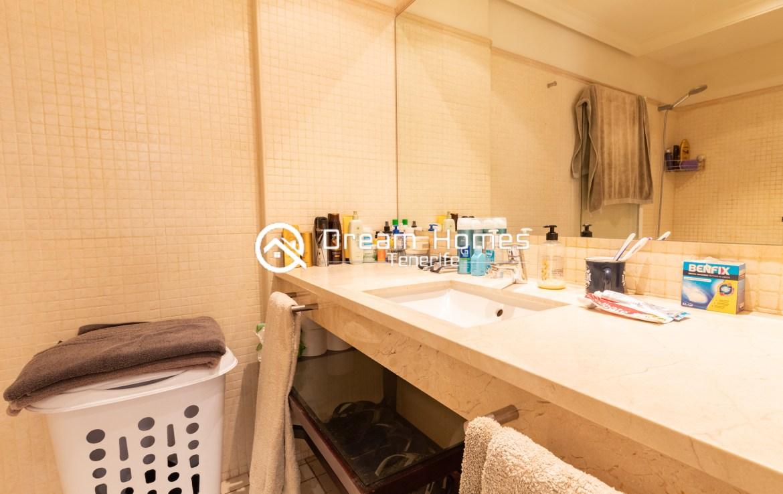 Spacious Aparment for Rent in Puerto de Santiago Bathroom Real Estate Dream Homes Tenerife