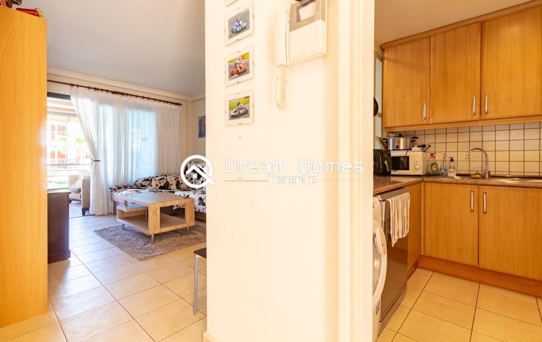 Spacious Aparment for Rent in Puerto de Santiago Kitchen Real Estate Dream Homes Tenerife