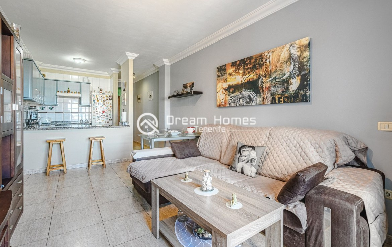 3 Bedroom Family Home in Adeje Living Room Real Estate Dream Homes Tenerife