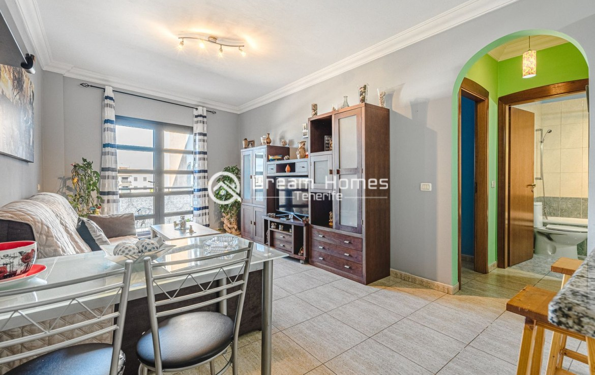 3 Bedroom Family Home in Adeje Dining Area Real Estate Dream Homes Tenerife