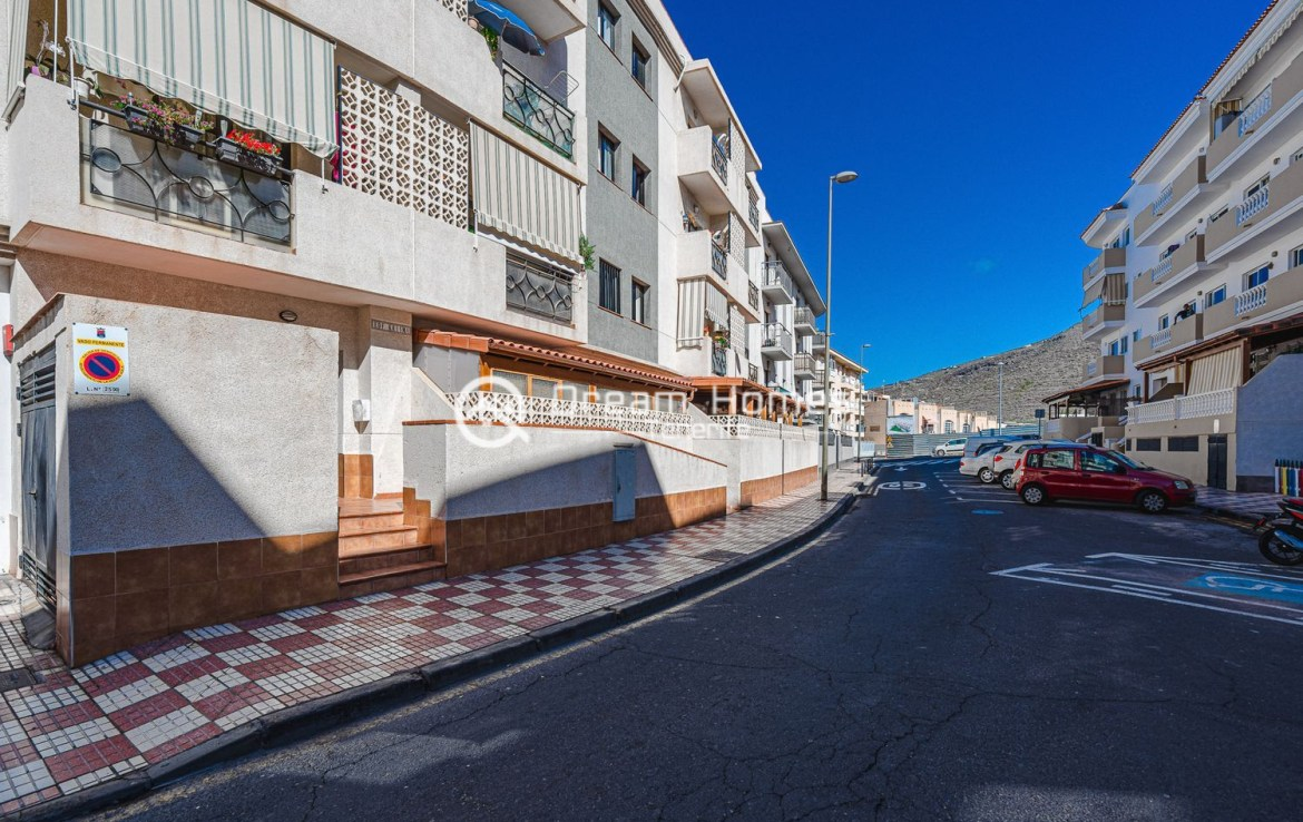3 Bedroom Family Home in Adeje Outside View Real Estate Dream Homes Tenerife