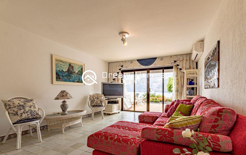 Fantastic Duplex in Front of the Ocean Living Room Real Estate Dream Homes Tenerife