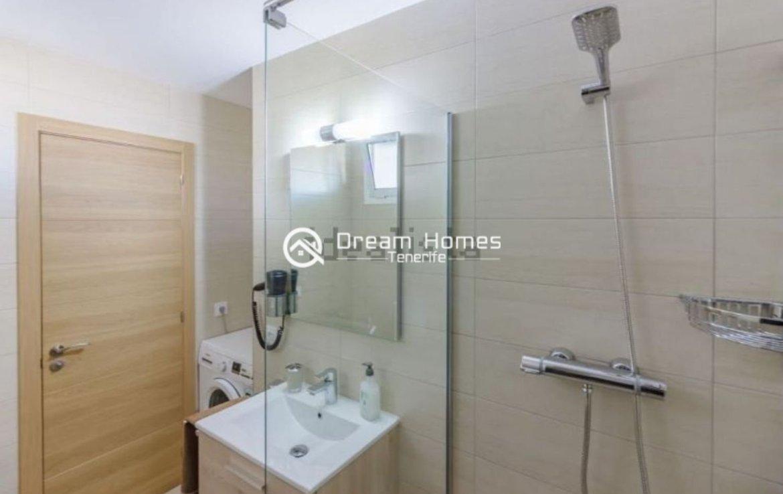 Fully Furnished Apartment in El Dorado, Playa las Americas Bathroom Real Estate Dream Homes Tenerife
