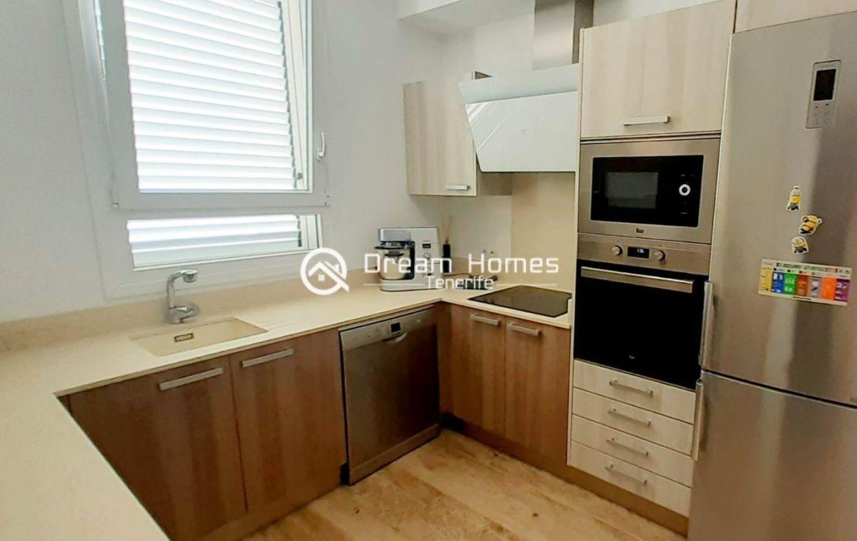 Independent Villa For Sale in Costa Adeje Kitchen Real Estate Dream Homes Tenerife