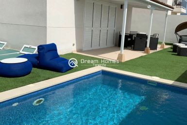Independent Villa For Sale in Costa Adeje Pool Real Estate Dream Homes Tenerife