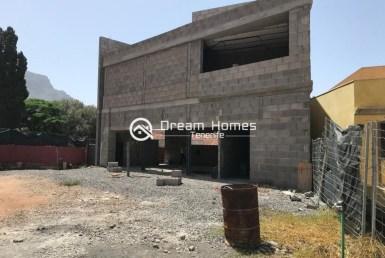 Investment Opportunity - Land with Building in Adeje Building Real Estate Dream Homes Tenerife