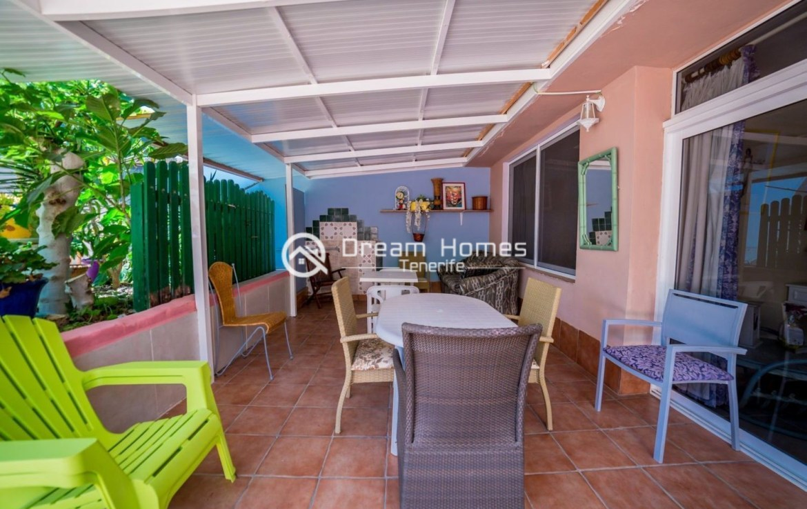 Large Family Home in Playa Paraiso Terrace Real Estate Dream Homes Tenerife
