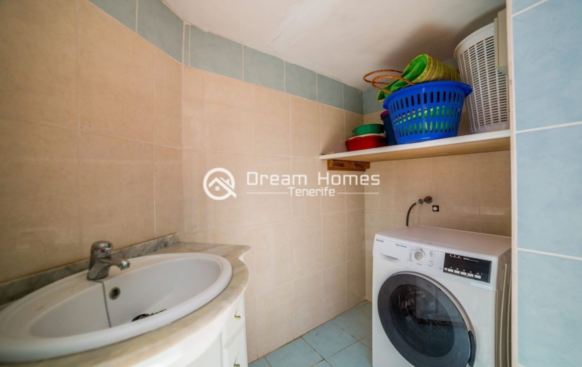 Large Family Home in Playa Paraiso Bathroom Real Estate Dream Homes Tenerife