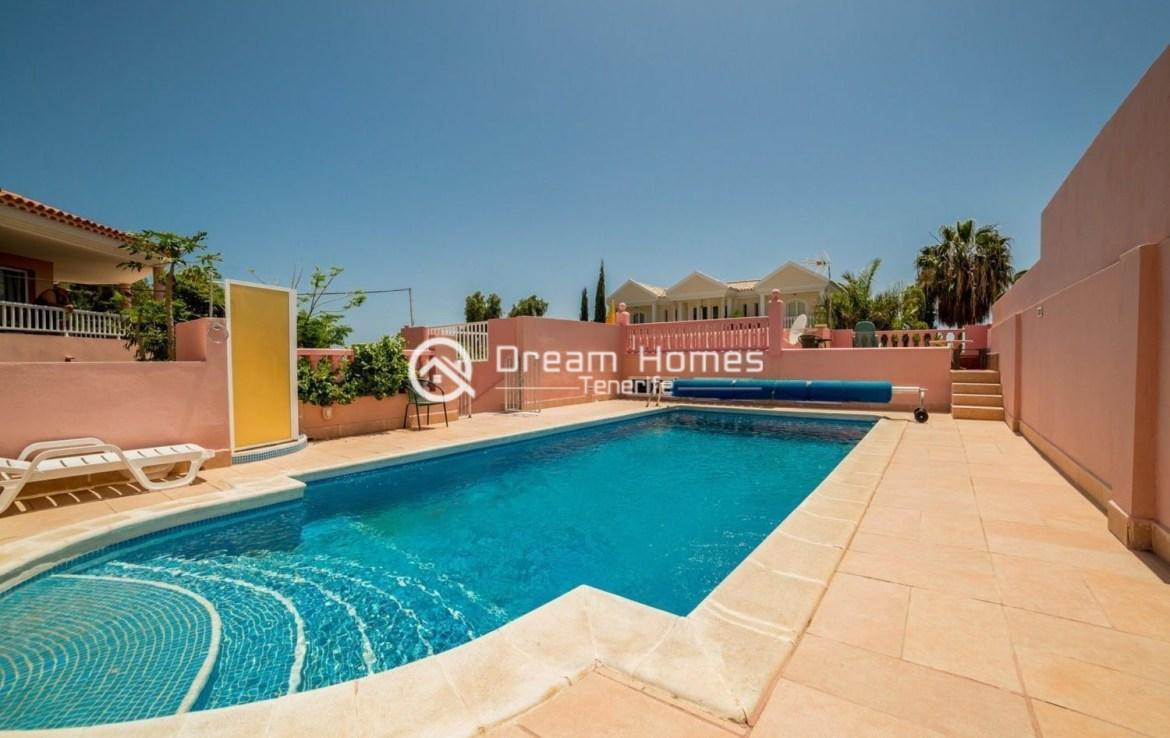 Large Family Home in Playa Paraiso Swimming Pool Real Estate Dream Homes Tenerife