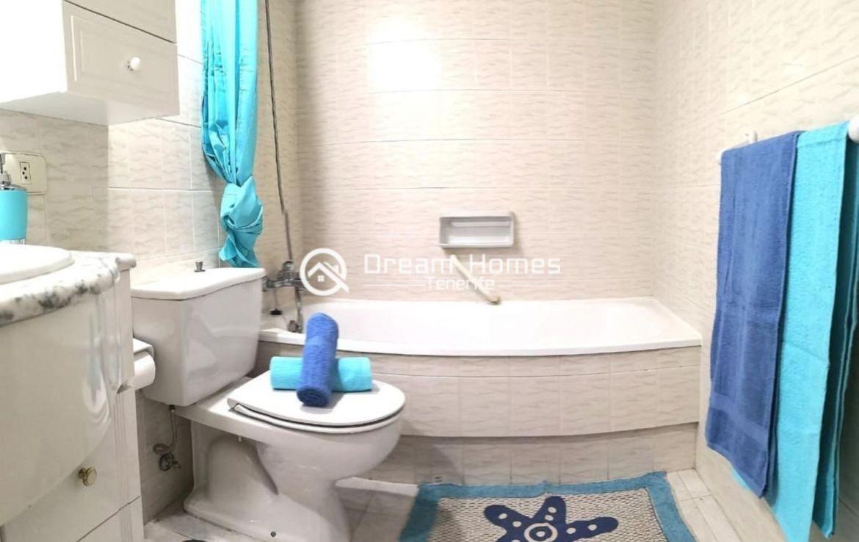 Lovely Studio in Ponderosa Complex in Costa Adeje Bathroom Real Estate Dream Homes Tenerife