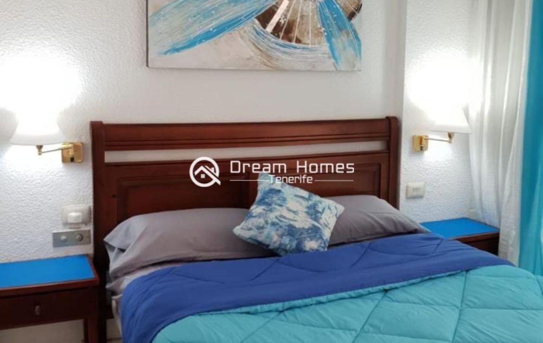 Lovely Studio in Ponderosa Complex in Costa Adeje Bedroom Real Estate Dream Homes Tenerife