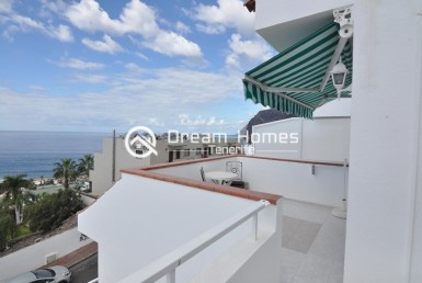 2 Bedroom Apartment in Front of the Ocean Terrace Real Estate Dream Homes Tenerife