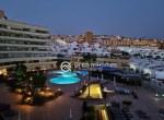 For Holiday Rent One Bedroom Apartment in Las Americas Hovima Santa Maria Terrace Ocean View Swimming Pool3