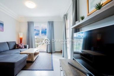Orlando One Bedroom Oceanview Apartment Living Room Real Estate Dream Homes Tenerife