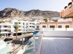 For Holiday Rent Three Bedroom Apartment in Los Gigantes Concanasa Terrace Mountain View5