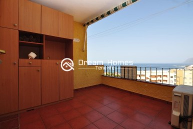 Large Two-Bedroom Terraced Apartment with Amazing Views Terrace Real Estate Dream Homes Tenerife
