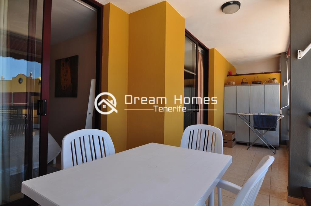 Modern One Bedroom Apartment with Pool Terrace Real Estate Dream Homes Tenerife