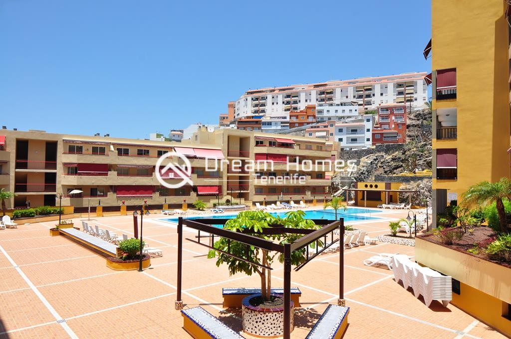 Modern One Bedroom Apartment with Pool Pool Real Estate Dream Homes Tenerife