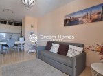 Modern One Bedroom Apartment with Pool Terrace (6)
