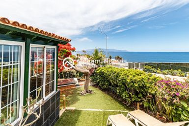 Perfect View Villa in Puerto de Santiago Terrace Real Estate Dream Homes Tenerife
