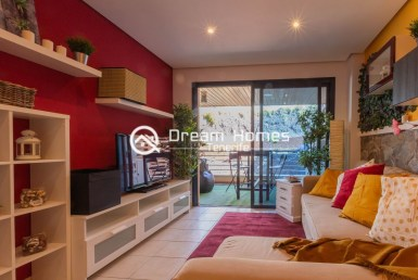 Lovely Apartment With Large Terrace Living Room Real Estate Dream Homes Tenerife