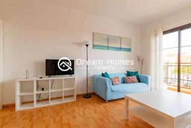 Spacious Apartment in Piedra Hincada Living Room Real Estate Dream Homes Tenerife