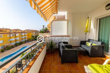 Quality Apartment in Puerto de Santiago Terrace Real Estate Dream Homes Tenerife