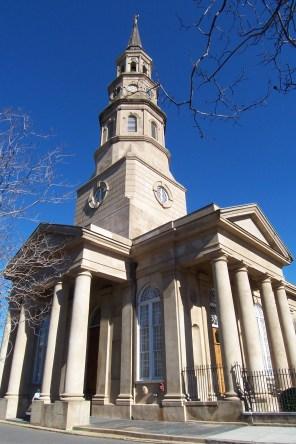 Church st Charleston, SC