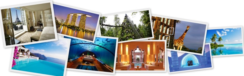 collage dreamhotels