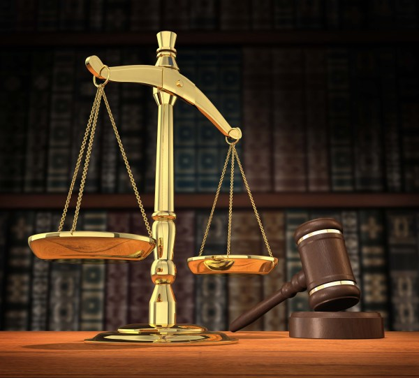 The meaning and symbolism of the word - Justice