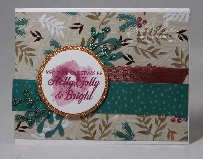 Holiday Catalogue Countdown Peaceful Noel Dreaming