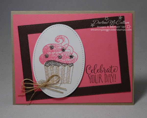 Hello Cupcake by Stampin Up