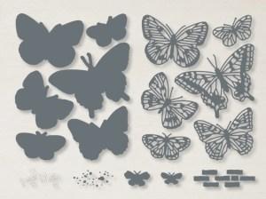 Brilliant Wings Dies