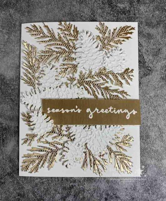 Christmas to Remember Elegant
