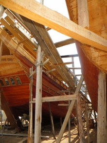 Dhow Building 6