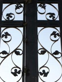 Gate detail 13 r
