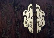 Gate detail 15 r