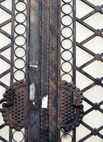 Gate detail 19 r