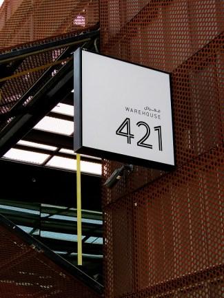 Warehouse 421