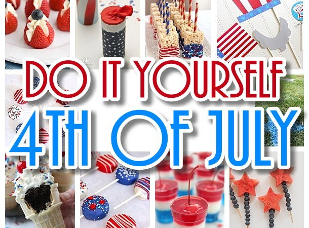 Do It Yourself 4th Of July The Best Diy Patriotic Holiday