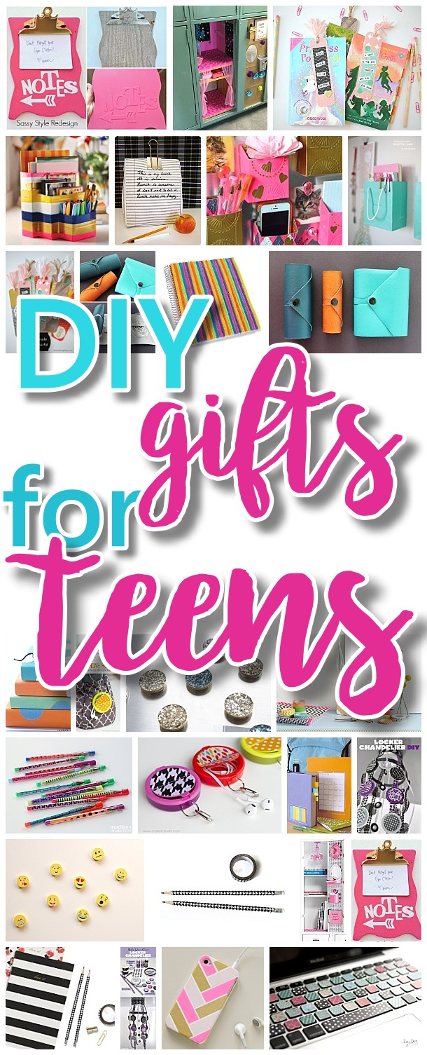 The BEST DIY Gifts for Teens, Tweens and Best Friends - Easy, Unique and Cheap Handmade Christmas or Birthday Present Ideas to make for you and your BFFs! - Dreaming in DIY