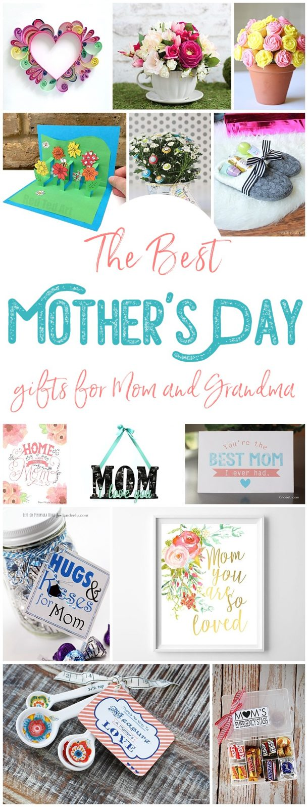 Do It Yourself Home Design: The BEST Easy DIY Mother's Day Gifts And Treats Ideas