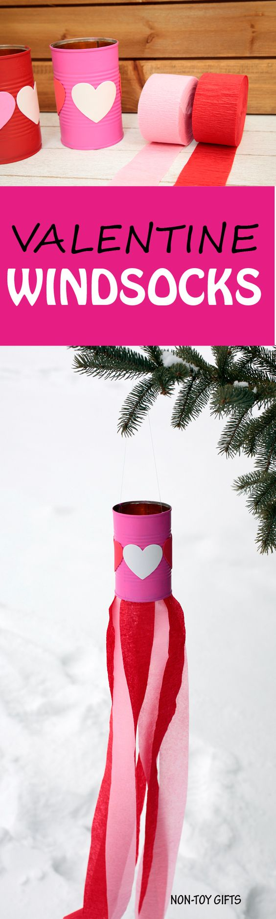 Fun And Easy Valentines Day KIDS Crafts Simple Pink