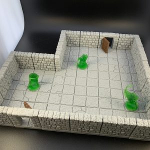 Dragonlock Small Modular Dungeon Set