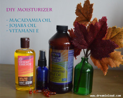 DIY homemade Moisturizer for body and face
