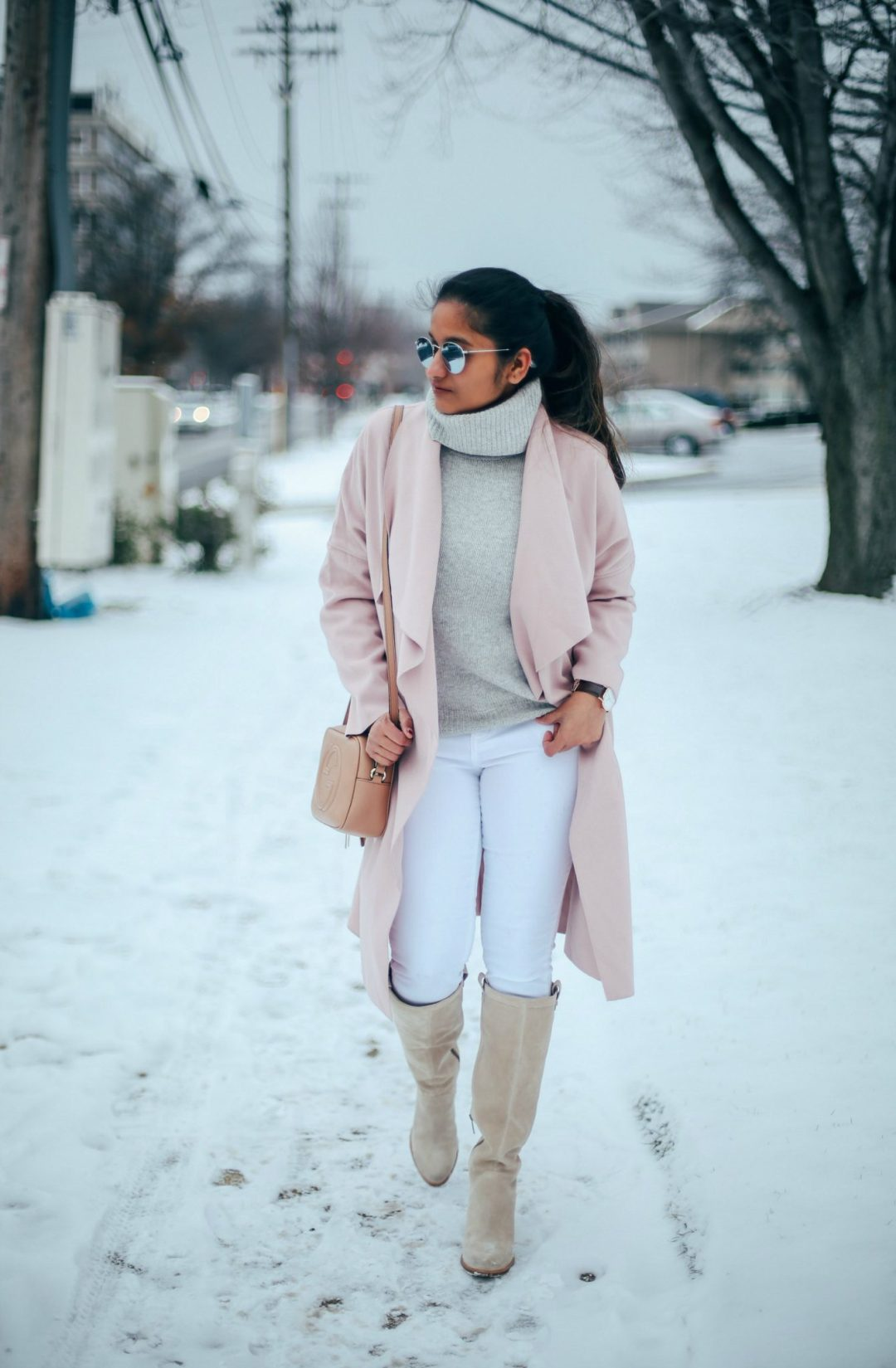 pink-wrap-coat-white-jeans-2