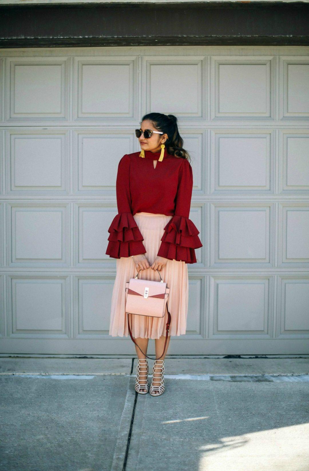 burgundy-bell-sleeves-blouse-1